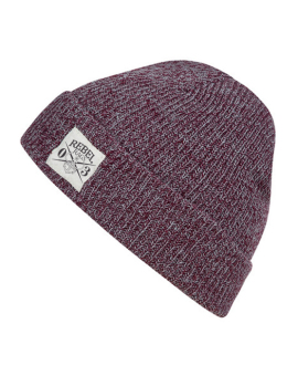 beanie_anchor_burgundy heather